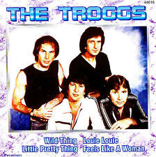THE TROGGS 18 Tracks CD Top Album NEW & OVP Prestige 1997 (Barry Collings)