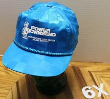 VINTAGE POWER TOWNSEND HOME CENTER HELENA MONTANA HAT USA MADE VERY GOOD COND