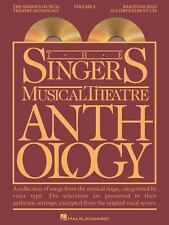 Singer's Musical Theatre Anthology Bariton and Bass Vol.5 Accompaniment Wtih 2 C