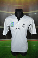 FIJI COTTON TRADERS RUGBY SEVENS 2005 UNION SHIRT (M) JERSEY TOP HOME WOLRD CUP