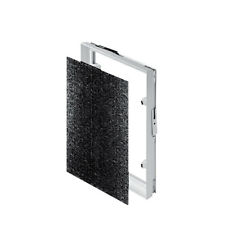 Tiled Magnetic Access Panel Caches Locks Control Hatch Inspection Service Door