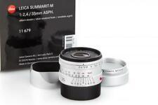 Leica Summarit-M 2,4/35mm chrome // 32218,1
