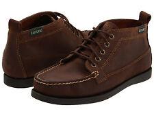 $115 NEW Eastland Seneca Chukka Boots Moccasin Suede  Dark Brown Size: 9.5 M