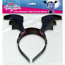 Vampirina Bat Ears Headbands (4) ~ Birthday Party Supplies Tiara Favors Rewards