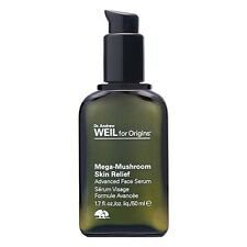 1 PC Origins Dr.Andrew Weil Mega-Mushroom Skin Relief Advanced Face Serum 50ml