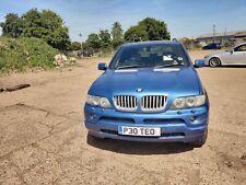 BMW X5 E53 FACELIFT FL 3.0D AUTOMATIC ESTORIL BLUE ESTORIBLAU BREAKING 10A FUSE