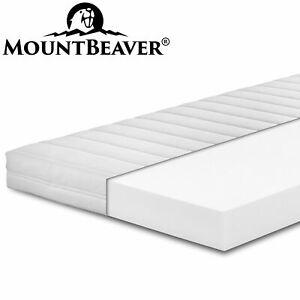 Mountbeaver Winnipeg KS Komfortschaummatratze - 80x200, 90x200, 100x200, 140x200