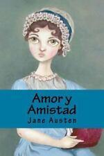 Amor y Amistad by Jane Austen (2016, Paperback)