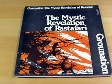 Reggae COUNT OSSIE & MYSTIC REVELATION OF RASTAFARI Grounation 3xLP BOX Jamaica