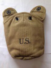 Housse de gourde  modèle renforcée PARA US WW2 en reproduction