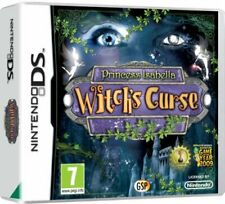 Witch's Curse NDS 2DS Nintendo DS Video Game Mint Cond Original UK Release