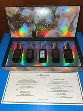 NIB Jo Malone London Cologne Intense Collection 0.3 oz Gift Set of 5 England