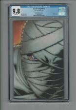 G.I. Joe Origins #2 CGC 9.8 NM/M IDW Retailer Incentive Edition Virgin Cover