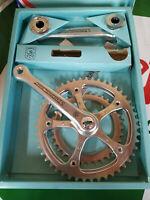 N.O.S pedalier STRONGLIGHT 107 crankset vintage velo bike