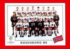 CHAMPIONS LEAGUE Panini 1999-2000 - Figurina-Sticker n. 69 - ROSENBORG TEAM