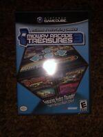 Brand NEW Sealed Nintendo GameCube Midway Arcade Treasures 3 Rare Mint