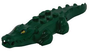 LEGO® Krokodil Tier Tiere crocodile NEU