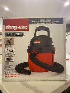 Shop-Vac 2036000 Black/Red Wet/Dry Vacuum Cleaner