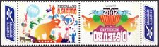 Nederland 2099-2100 Europa - Circus 2002 PF