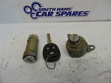 Saab 9-5 2.0 Turbo B205 00-04 Ignition Barrel, Door Lock & Key