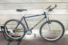 "Vintage Rocky Mountain Fusion Bicycle 19"" Frame Shimano STX/RC 3x7 Rock Shox"