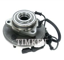 TIMKEN Front Wheel Hub & Bearing for Ford Explorer 4x4 4WD SP470200