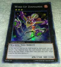 Yugioh! Wind-Up Zenmaines - LP - CT09-EN008 - Super Rare - Limited Edition