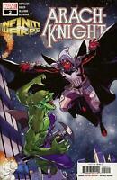 Infinity Warps Arach-knight #2 Marvel Comic 1st Print 2018 unread NM