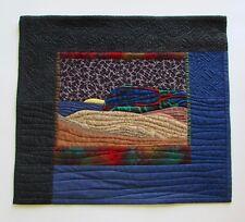 Carol Ann Sinnreich Oklahoma Landscape Homemade Quilt Wall Hanging
