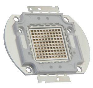 New 100W 850nm Infrared IR High Power LED Bead chip for Light Bulb 14-18v 3500mA