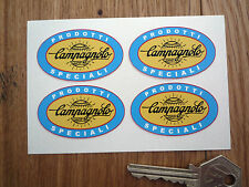 CAMPAGNOLO Prodotti Speciali STICKERS Set Of 4 50mm Classic Car Wheels Alfa Race