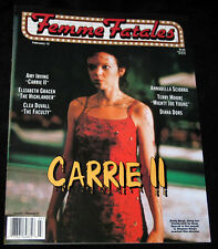 1999 Femme Fatales DIANA DORS Amy Irving CARRIE 2  (MINT COPY)
