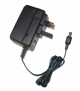 BEHRINGER X V-AMP LX1-X EFFECTS PEDAL POWER SUPPLY REPLACEMENT ADAPTER AC 9V