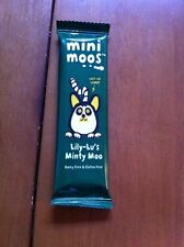 Mini Moos Lily-Lu's Minty Moo Bar Dairy Free Gluten Free Vegan Chocolate