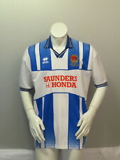 Chester City FC Jersey (VTG) - 1997 Home Jersey by Errea - Men's Extra Large
