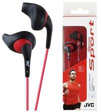 JVC HAEN10 NOIR Gumy Sorts écouteurs intra-auriculaires Sweat à L'Epreuve