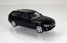 Herpa 038225 002 BMW 3er Touring F31 saphirschwarzmetallic Scale 1 87 NEU OVP