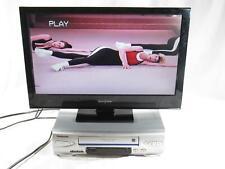 Panasonic Pv-V4524S Vcr 4 Head Hi-Fi Stereo Omnivision Vhs Player Recorder