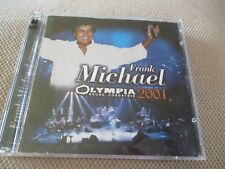 "COFFRET 2 CD ""FRANK MICHAEL - OLYMPIA 2001"""