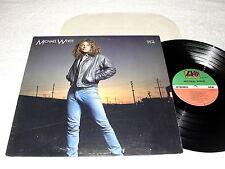 Michael White - Self-Titled S/T, 1987 Rock LP, Nice EX!, Vinyl, Orig Atlantic