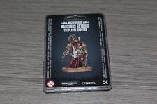 New Death Guard Nurgle Chaos Warhammer 40k PLAGUE SURGEON NAUSEOUS ROTBONE