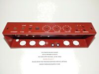 5C3 Chassis For TWEED DELUXE W/OCTAL PREAMP OXBLOOD POWDERCOAT USA made