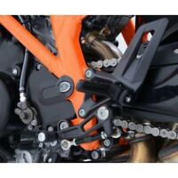 KTM 1290 SuperDuke GT (2019-2020) R&G RACING FRAME PLUG INSERTS ONE PAIR