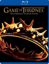 GAME OF THRONES - SEASON 2 - BLU-RAY - REGION B UK