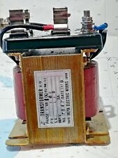 Ikeya Electric Works - Transformer - 100VA/50VA Pri-460V / Sec-115V