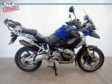 BMW R 1200 GS Blue 2008 Spares or Repair Restoration Project Bike Damaged