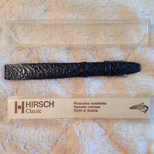Hirsch Genuine Shark Skin 16mm Diver Watch Strap
