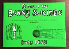 Return of the Bunny Suicides by Andy Riley (2004, Paperback) PreOwnedBook.com