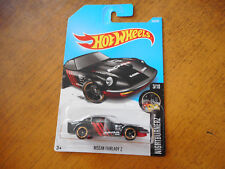 Nissan 240Z Datsun New Advan 260Z Fairlady Night Burnerz 3/10 Hot Wheels