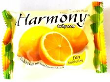 1 BAR FRUITAPONE PLUS HARMONY ORANGE FRUITY SOAP BATH EXTRA MOISTURIZING SPA 75